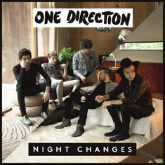 Night Changes cover