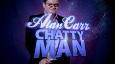 Alan Carr Chatty Man Logo