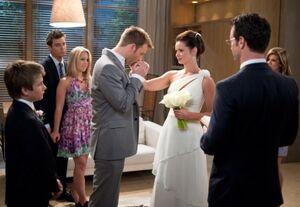 Todd (Victor) & Téa Wedding