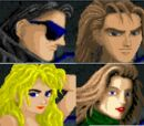 Four Unnamed Player Avatars