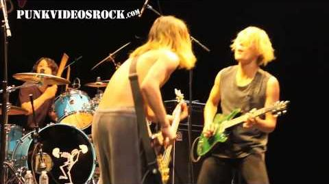 ONE OK ROCK - Ending Story?? (Live at Vans Warped Tour Kick Off Party 2014)