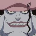 Hody Jones Pirate Portrait