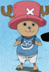 Chopper Post Enies Lobby Arc Outfit