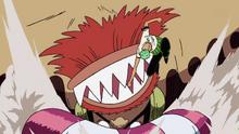 Zoro and Sanji Win The Groggy Ring