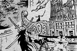 Vander Decken Manga Infobox