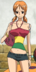 Nami Movie 10 Third Outfit