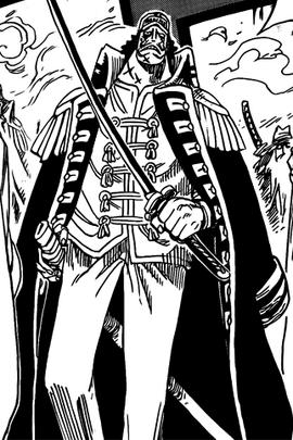 Doberman en el manga