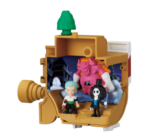 File:One Piece Memorial Log Ship Thousand Sunny Piece 3.png