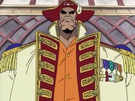 John Giant en el anime