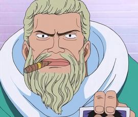 Thalassa Lucas en el anime