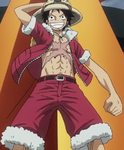 Luffy Heart of Gold 2