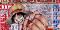 One Piece Newspaper