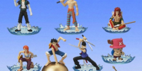 One Piece Full Color R Gashapon