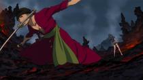 Zoro Defeats Ain