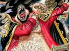 Blackbeard's Manga Color Scheme
