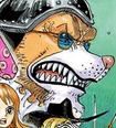 Inuarashi Manga Color Scheme