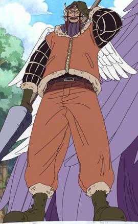 Shura en el anime