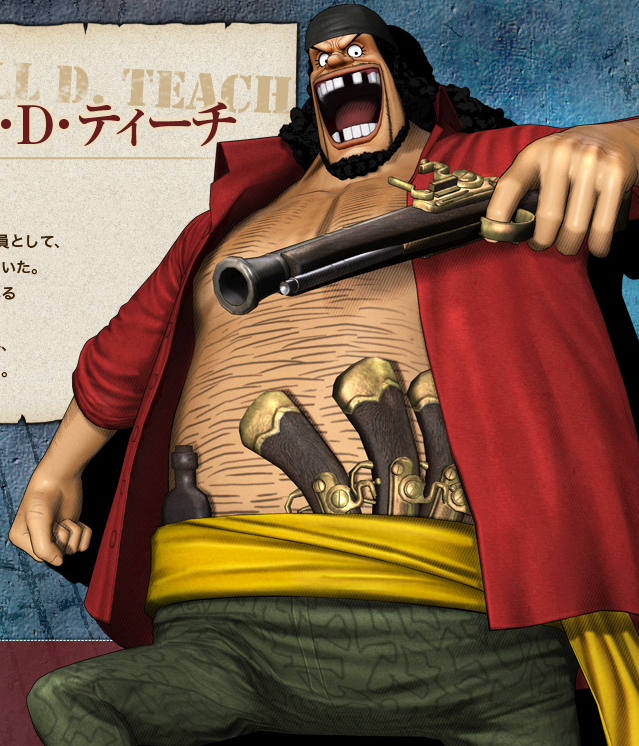 image marshall d teach pirate warriors 3png one