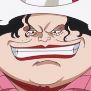 Fat Alvida Portrait