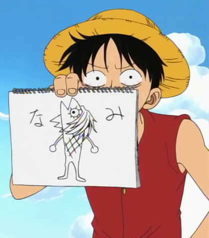 File:Luffy's Concept of a Mermaid.png