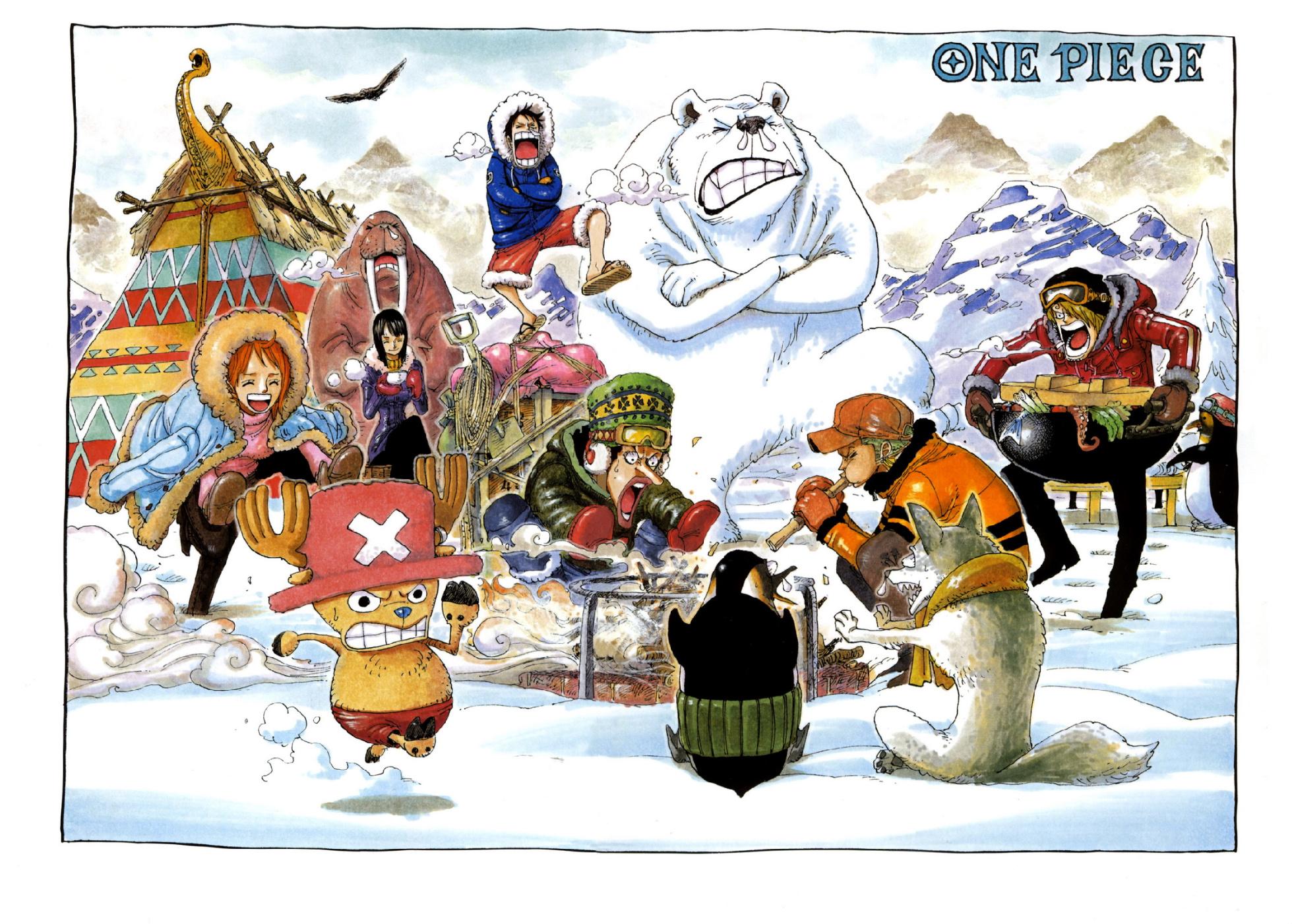 Chapter 391   One Piece Wiki   Fandom powered by Wikia
