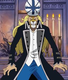 Absalom en el anime