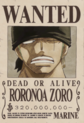 Roronoa Zoro's Current Wanted Poster.png