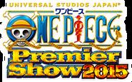 One Piece Premier Show 2015 Logo