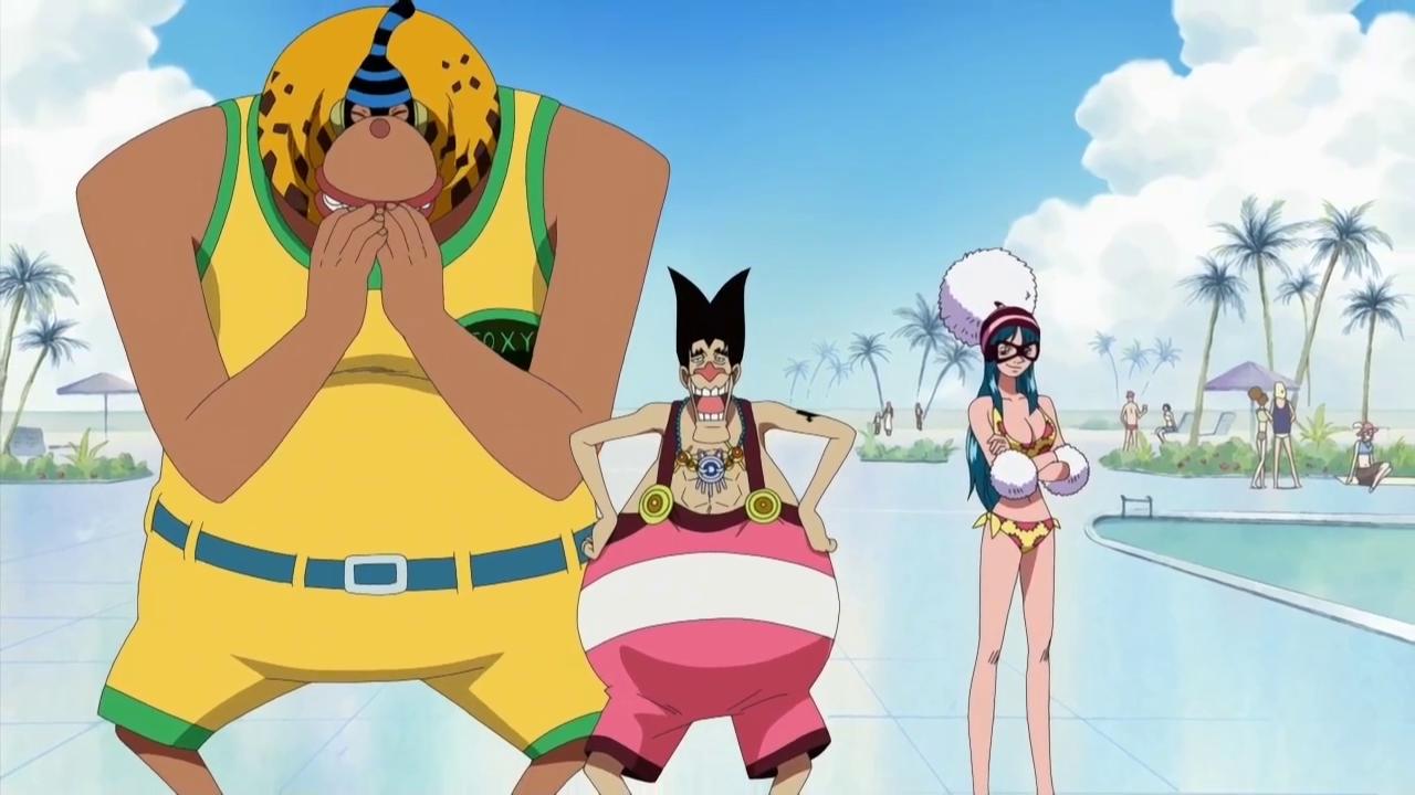 Porche  One Piece Wiki  Fandom powered by Wikia