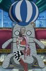 Zoro Disguised as Kumashi