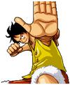 Luffy Sprite