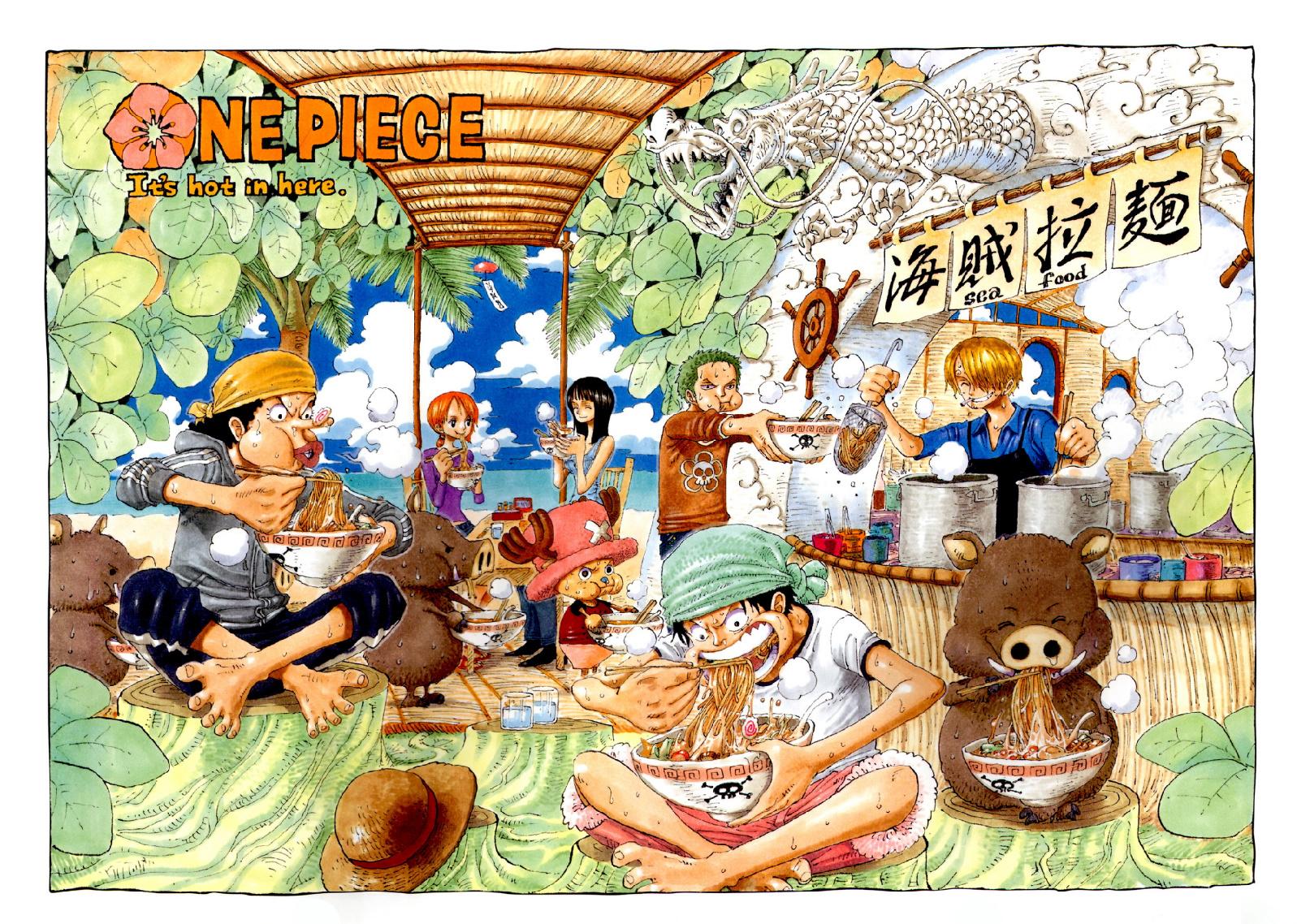 Chapter 287 | One Piece Wiki | FANDOM powered by Wikia