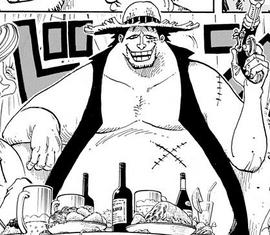 Demaro Black Manga Infobox