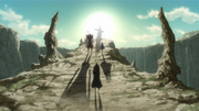 Ain and Binz Standing at Zephyr's Grave.png