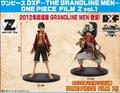 The Grandline Men One Piece Film Z vol 1