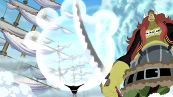 Kuma Attacks Little Oars Jr