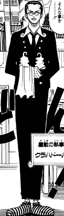 Kuro en el manga