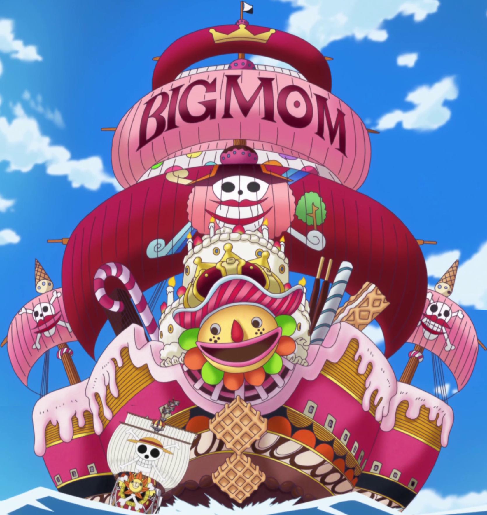 Piratas da Big Mom | One Piece Wiki | FANDOM powered by Wikia