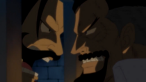 Roger Asks Garp to Protect Ace
