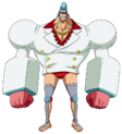 Franky Film Gold White Casino Outfit.png