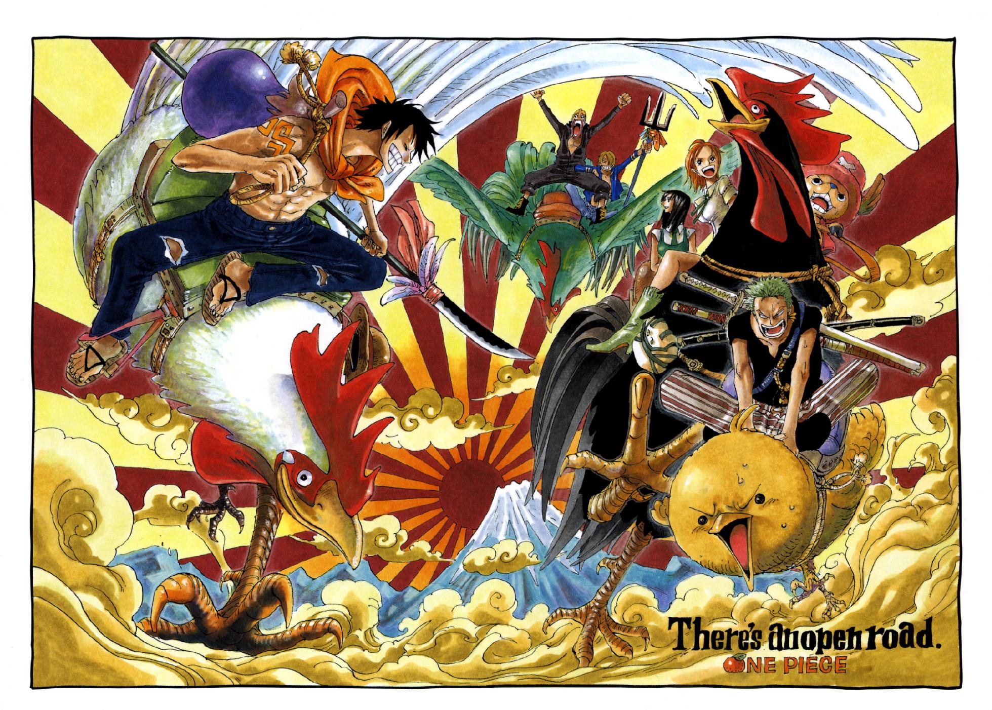Chapter 352   One Piece Wiki   Fandom powered by Wikia