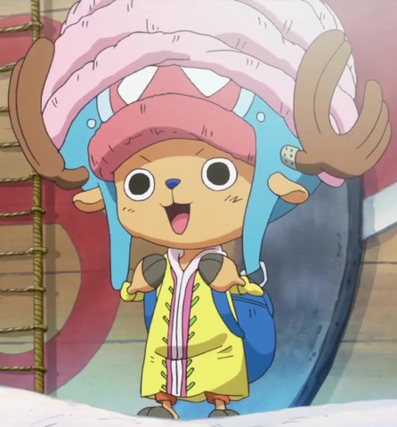 File:Chopper's First Whole Cake Island Outfit.png