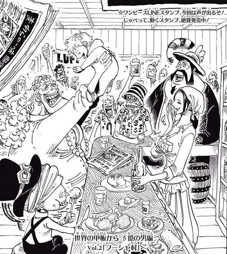 Makino   One Piece Wiki   FANDOM powered by Wikia
