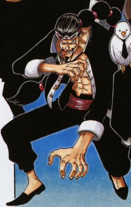 Jabra en el manga