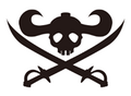 Giant Warrior Pirates' Jolly Roger.png