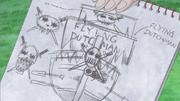Robin's Flying Dutchman Sketch