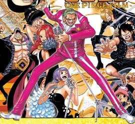 Gild Tesoro Manga Infobox