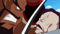 Shuzo Clashes with Momonga