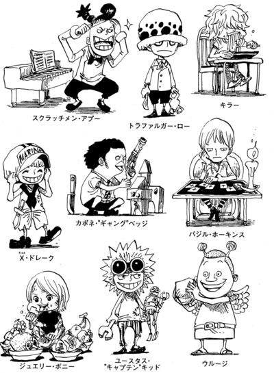 Non-Straw Hat Supernovas as Kids.png