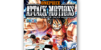 One Piece Attack Motions